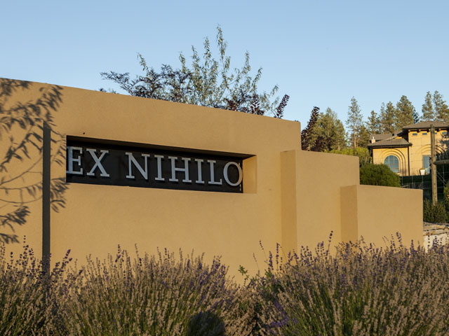 Ex Nihilo Winery in Lake Country BC